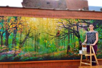 Art, Chat, Chow…Vesna Delevska