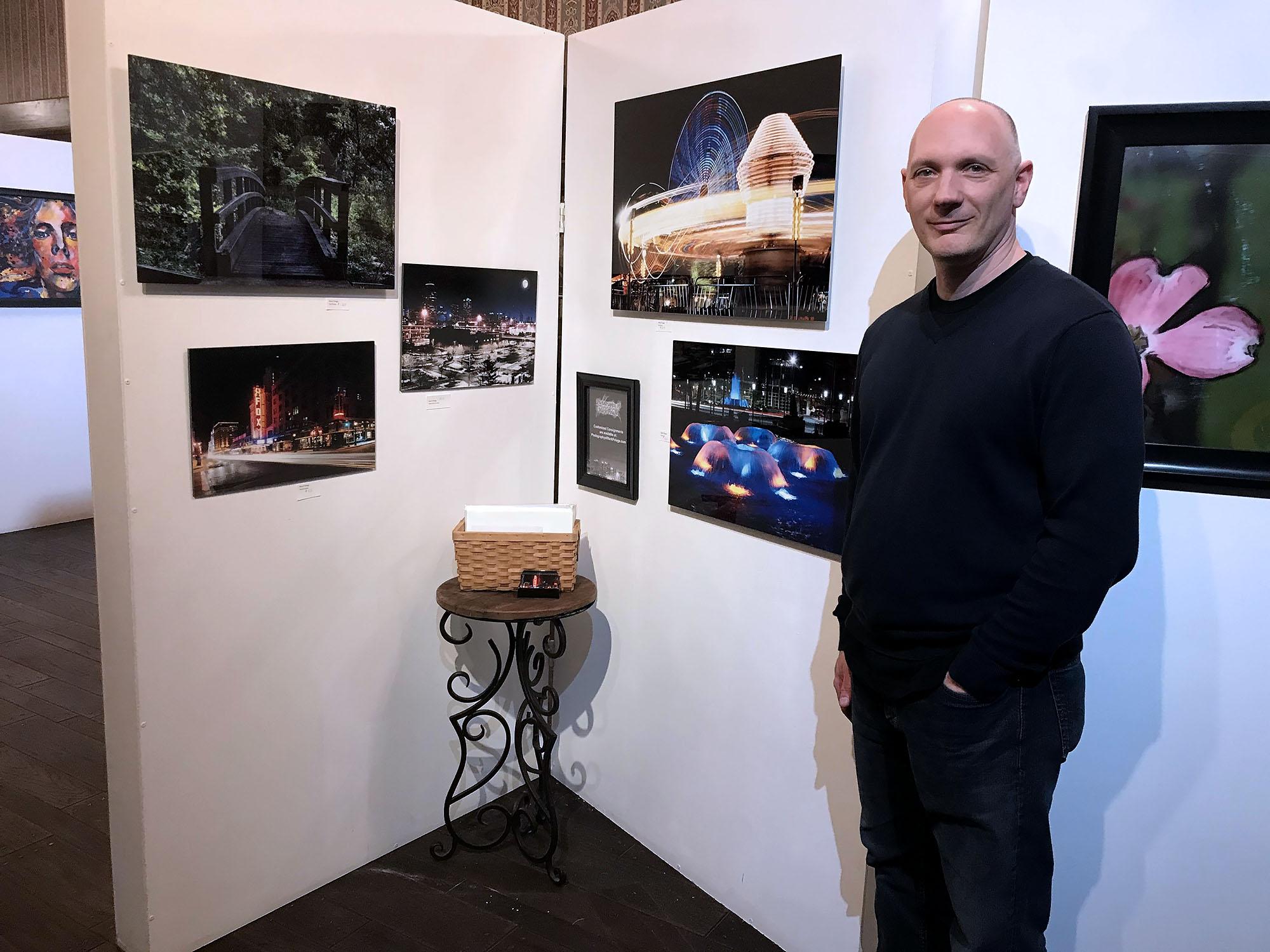 Photography of Mark Polege