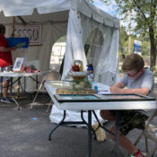 Artists and Patrons Eagerly Return To 33rd Midwest Salute to The Arts